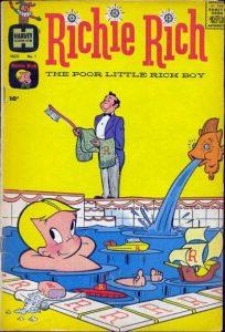 Richie Rich #1 (1960)