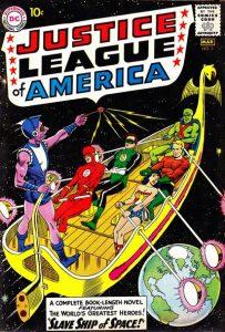 Justice League of America #3 (1960)