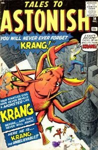 Tales to Astonish #14 (1960)