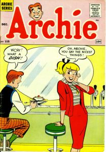 Archie #115 (1960)