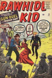 The Rawhide Kid #19 (1960)