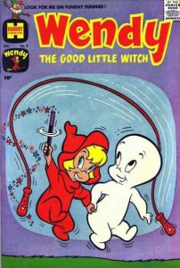 Wendy, the Good Little Witch #3 (1960)