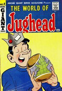Archie Giant Series Magazine #9 (1960)