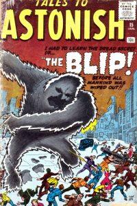 Tales to Astonish #15 (1961)