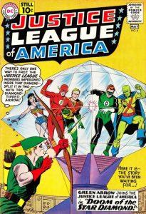 Justice League of America #4 (1961)