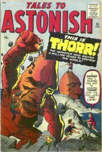 Tales to Astonish #16 (1961)