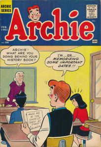 Archie #116 (1961)