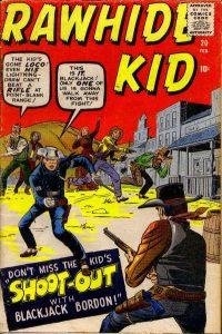 The Rawhide Kid #20 (1961)