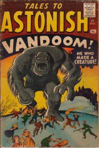 Tales to Astonish #17 (1961)