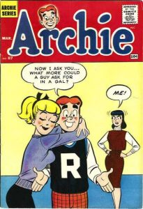 Archie #117 (1961)