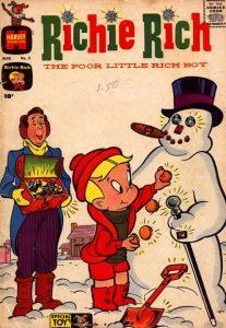 Richie Rich #3 (1961)