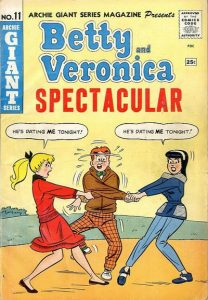 Archie Giant Series Magazine #11 (1961)