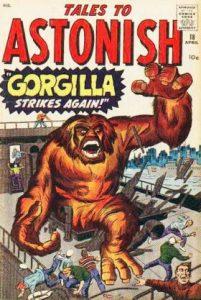 Tales to Astonish #18 (1961)