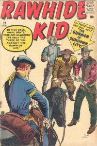 The Rawhide Kid #21 (1961)