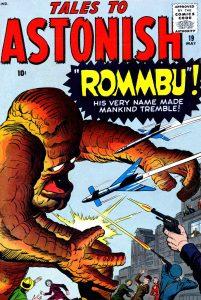 Tales to Astonish #19 (1961)