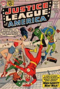 Justice League of America #5 (1961)