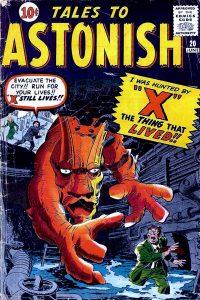 Tales to Astonish #20 (1961)
