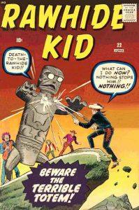 The Rawhide Kid #22 (1961)