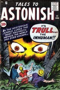 Tales to Astonish #21 (1961)