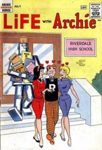 Life with Archie #9 (1961)