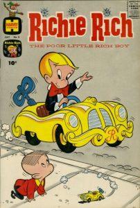 Richie Rich #5 (1961)