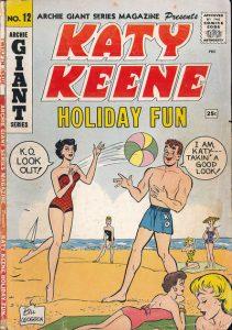 Archie Giant Series Magazine #12 (1961)