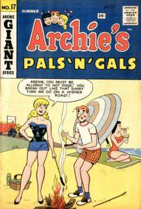 Archie's Pals 'n' Gals #17 (1961)