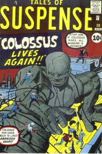 Tales of Suspense #20 (1961)