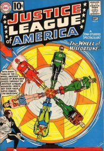 Justice League of America #6 (1961)