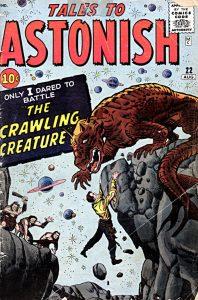 Tales to Astonish #22 (1961)