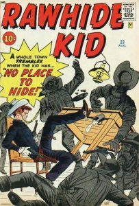 The Rawhide Kid #23 (1961)