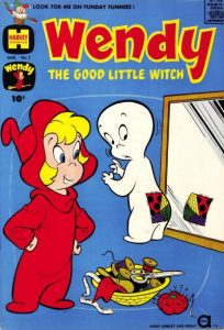Wendy, the Good Little Witch #7 (1961)