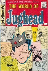 Archie Giant Series Magazine #14 (1961)
