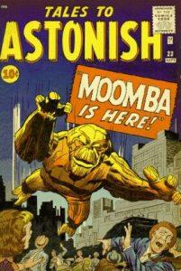 Tales to Astonish #23 (1961)