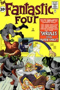Fantastic Four #2 (1961)