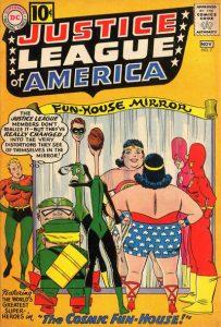 Justice League of America #7 (1961)