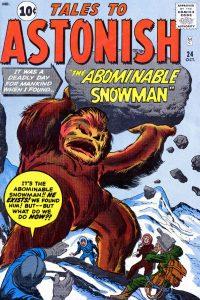 Tales to Astonish #24 (1961)