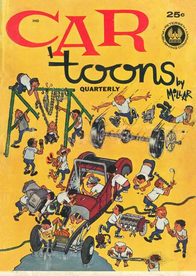 CARtoons #[4] (1961)