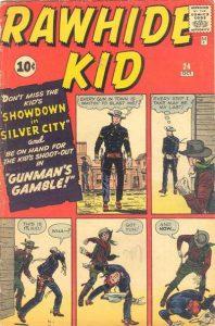 The Rawhide Kid #24 (1961)