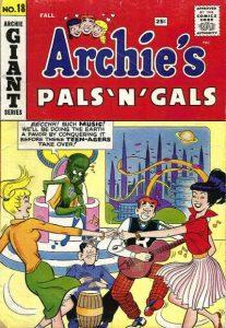 Archie's Pals 'n' Gals #18 (1961)