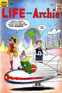 Life with Archie #11 (1961)