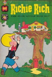 Richie Rich #7 (1961)