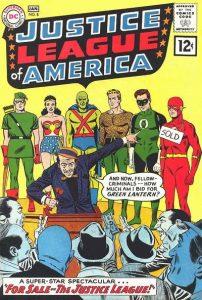 Justice League of America #8 (1961)
