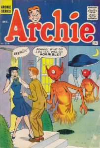 Archie #124 (1961)