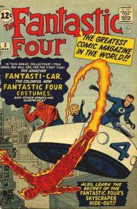 Fantastic Four #3 (1961)