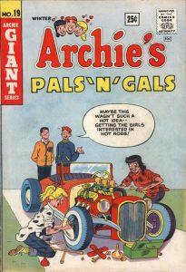 Archie's Pals 'n' Gals #19 (1961)