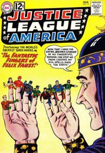 Justice League of America #10 (1962)