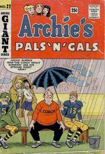 Archie's Pals 'n' Gals #22 (1962)