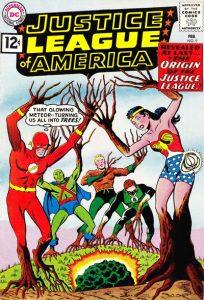 Justice League of America #9 (1962)