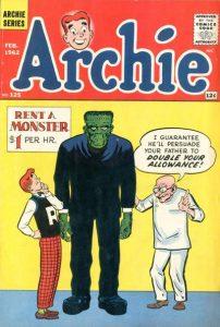 Archie #125 (1962)